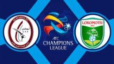 خلاصه بازی لوکوموتیو تاشکند 2 - الوحده امارات 0