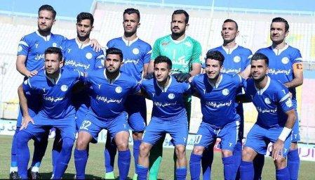 ترکیب استقلال خوزستان مقابل سپاهان اعلام شد