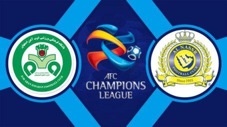 خلاصه بازی النصر عربستان 2 - ذوب آهن 3