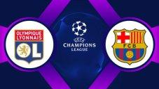 خلاصهبازی بارسلونا 5 - لیون 1 (درخششمسی)