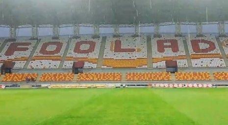 تصاویر زیبا از ورزشگاه فولاد آرنا قبل از افتتاح