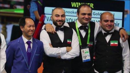 آشنایی با ورزش بیلیارد و بازیکنان ایرانی این رشته