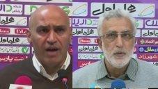 مرور دیدارهای شب گذشته لیگ برتر (27-12-97)