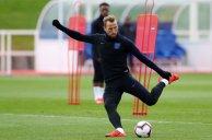 اولین تمرین تیمملی انگلیس برای بازیهای فیفا دی