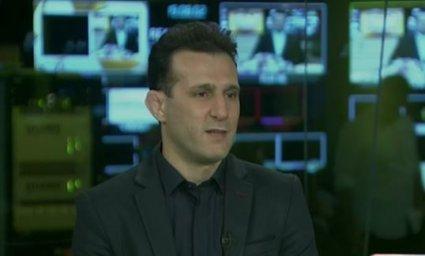گفتگو با رئیس جدید فدراسیون جودو ؛ آرش میر اسماعیلی