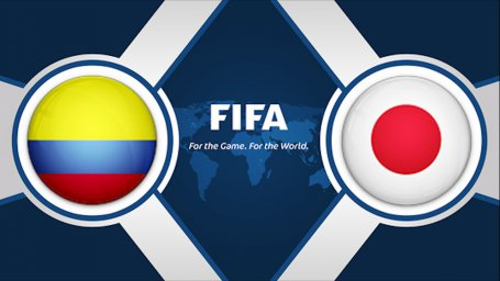 خلاصه بازی ژاپن 0 - کلمبیا 1