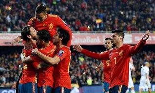 فهرست جدید اسپانیا با دعوت غیرمنتظره از کاسورلا
