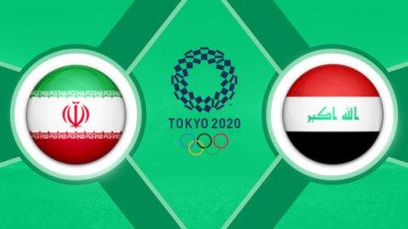 خلاصه بازی امید عراق 0 - امید ایران 0