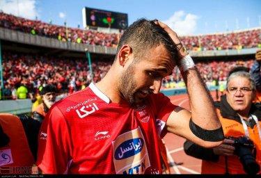 بدشانسی احمدنور برای اولین گل ملی