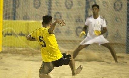 آمادگی یزدی ها برای برگزاری مسابقات فوتبال ساحلی اوراسیا