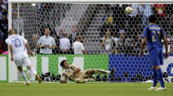 تاریخچه ورود پنالتی چیپ به فوتبال جهان و ایران