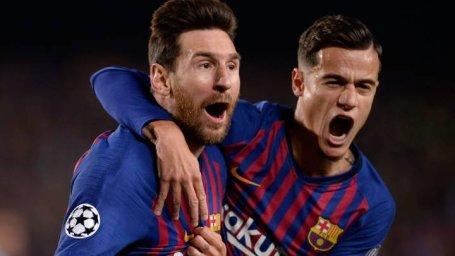 مسی: بارسلونای واقعی را به دنیا نشان دادیم