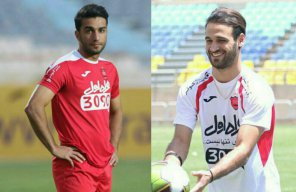 صحبت های احمد نورراللهی و سیامک نعمتی پس از بازی