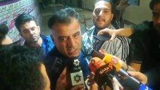 صحبتهای بیژن طاهری بعد از پیروزی مقابل ماشین سازی