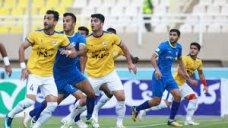بازی خاطره انگیز نفت مسجدسلیمان 2 - استقلال خوزستان 1