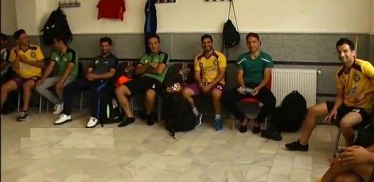 به مناسبت صعود خوشه طلایی ساوه به لیگ 1