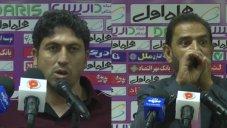 کنفرانس خبری نفت مسجد سلیمان - استقلال خوزستان