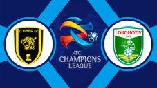 خلاصه بازی لوکوموتیو تاشکند 1 - الاتحاد عربستان 1
