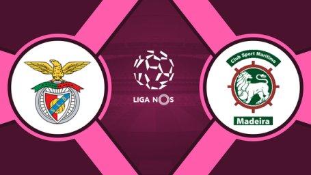 خلاصه بازی بنفیکا 6 - ماریتیمو 0 (دبل ژوائو فلیکس)
