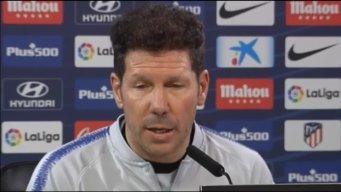 واکنش سیمئونه به اخبار انتقال گریزمان به بارسلونا