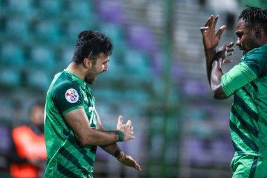 علی منصور در یک قدمی حضور در مرحله حذفی!