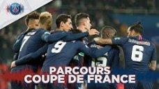 مسیر صعود پاریسی ها به فینال جام حذفی فرانسه