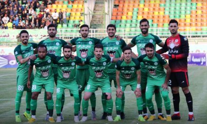 ذوب آهن اولین تیم ایرانی در کربلا