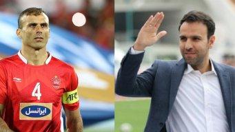 صحبت های محسن خلیلی و جلال حسینی پس از بازی