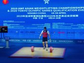 علی داوودی قویترین وزنه بردار آسیا شد