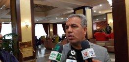 صحبت های ایرج عرب قبل از بازی با تراکتورسازی