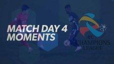 لحظات منتخب هفته چهارم لیگ قهرمانان آسیا 2019