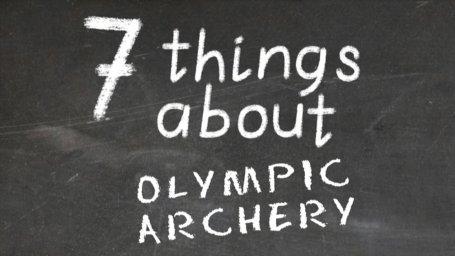 7 نکته درمورد تیراندازی با کمان المپیک