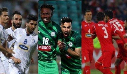 دلایل ناکامی تیم های ایرانی در آسیا