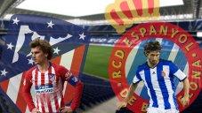 خلاصه بازی اسپانیول 3 - اتلتیکو مادرید 0 (دبل ایگلسیاس)
