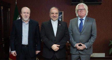ملکی: وزیر مخالف قرارداد دو ساله شفر بود