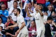 گل سوم رئال مادرید به ویارئال (دبل ماریانو)
