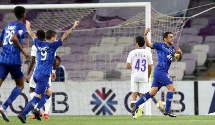 خلاصه بازی الهلال عربستان 2 - العین امارات 0