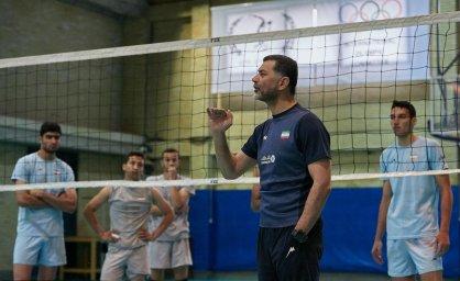آخرین وضعیت تیم ملی والیبال جوانان کشور