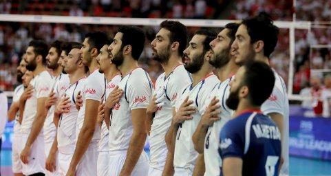 آخرین وضعیت آمادگی تیم ملی والیبال