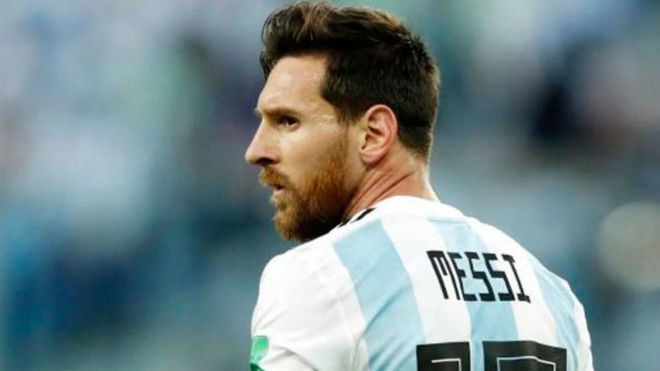 10 گل برتر لیونل مسی در لباس تیم ملی
