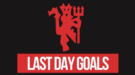 10 گل برتر منچستریونایتد در روز پایانی لیگ جزیره