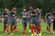 تمرینات تیم فولاد برای شروع قدرتمند در لیگ