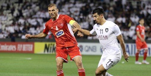 تغییر ساعت بازی پرسپولیس - السد قطر