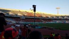 حال و هوای ورزشگاه آزادی دو ساعت مانده به بازی