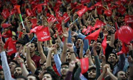 800 بلیت برای مشهدیها از ساعت 17