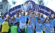 جشن قهرمانی منچسترسیتی در لیگ برتر انگلستان