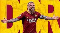 به مناسبت خداحافظی دانیله ده روسی با باشگاه آ اس رم