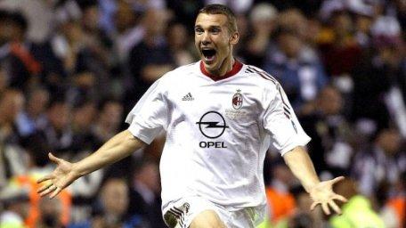 بهترین لحظات شوچنکو در لیگ قهرمانان اروپا