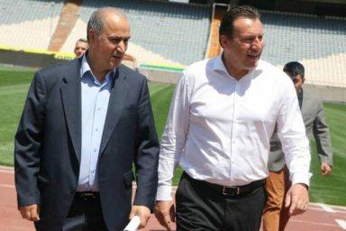 از صفر تا صد قرارداد مارک ویلموتس با تیم ملی ایران