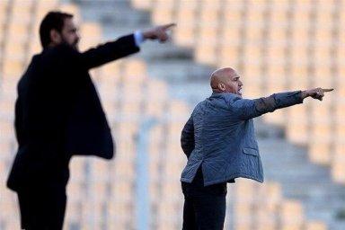 منصوریان و اخراج در آخرین بازی فصل